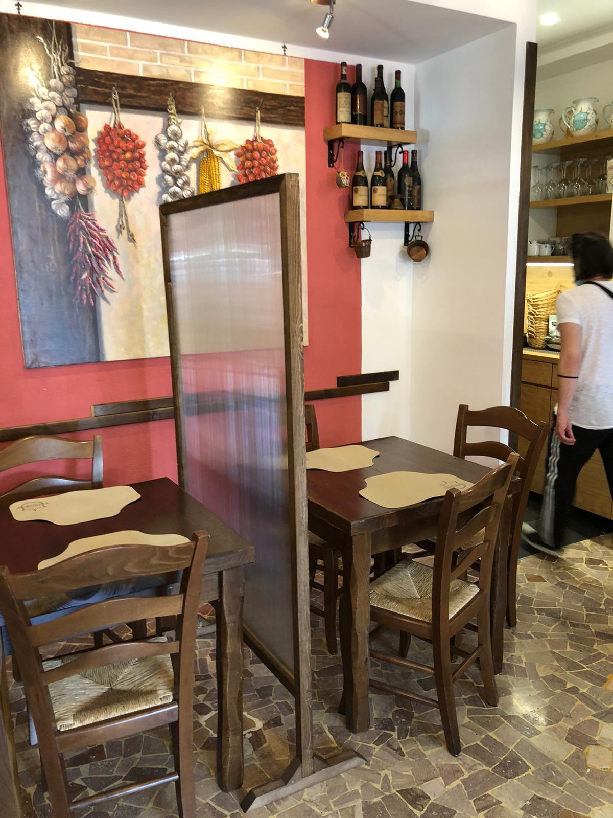 Barriere per ristoranti